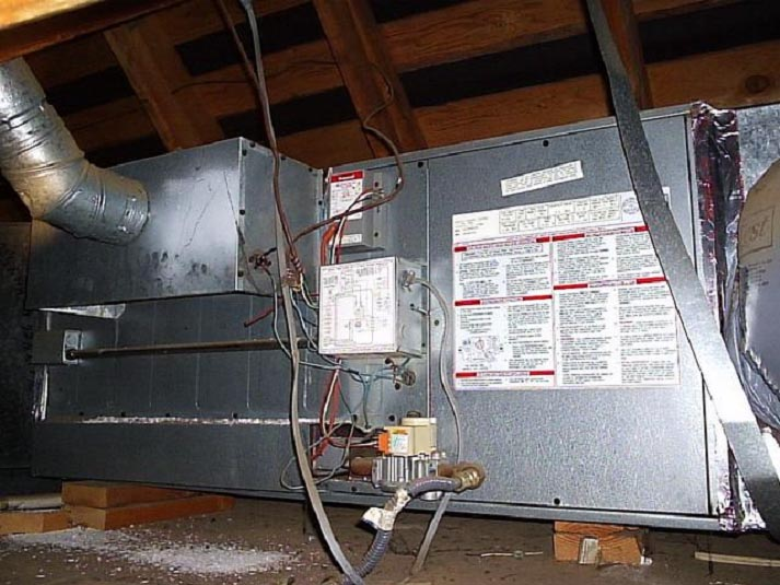 Consolidated Industries Furnaces Home Inspection Plus Inc